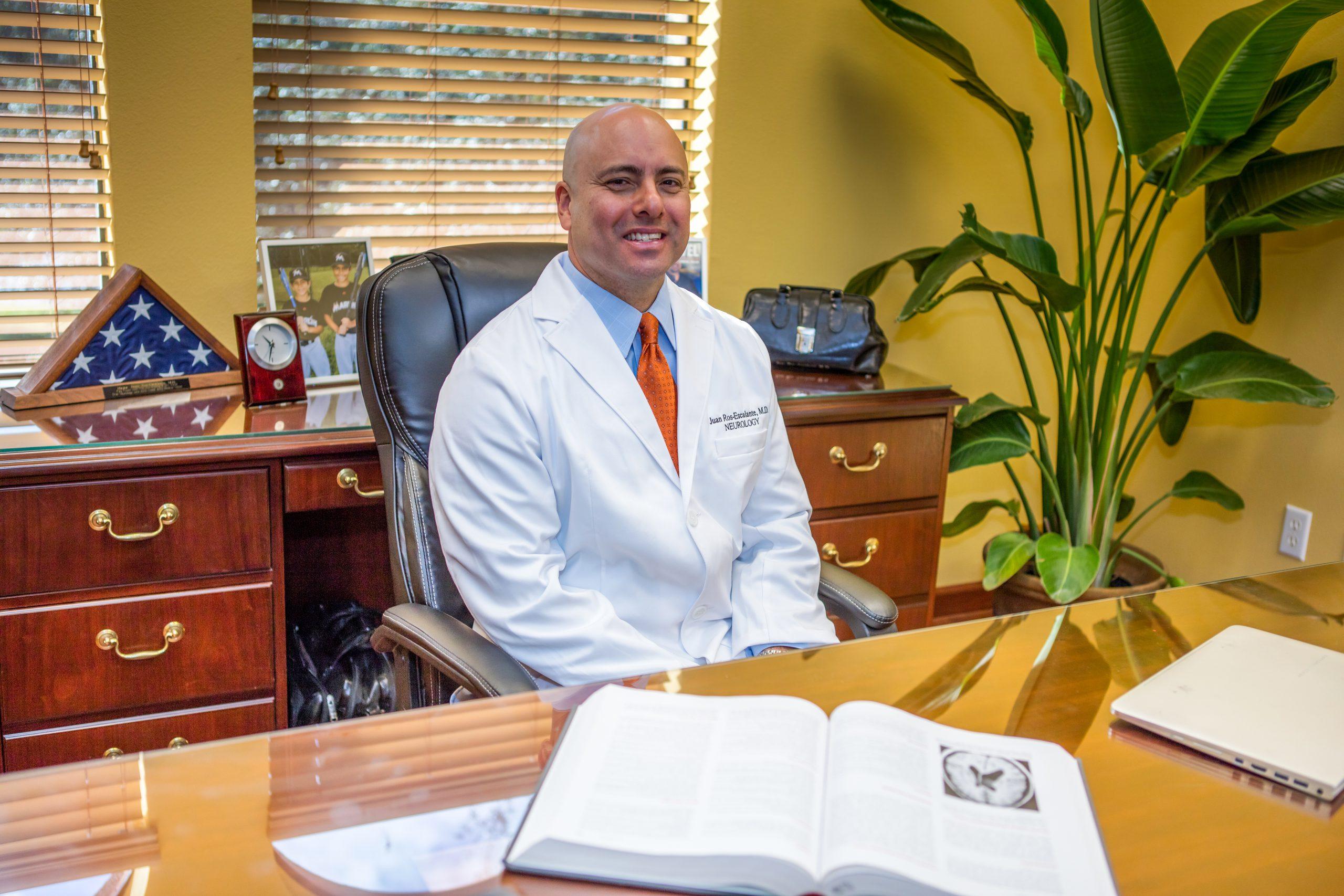 Dr Juan Ros-Escalante MD